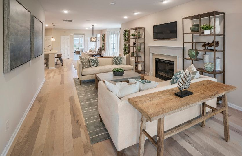 Living Area featured in the Florence with Basement By Pulte Homes in Hunterdon County, NJ