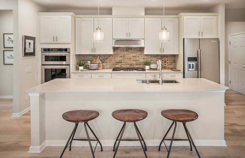 Kitchen featured in the Florence with Basement By Pulte Homes in Hunterdon County, NJ