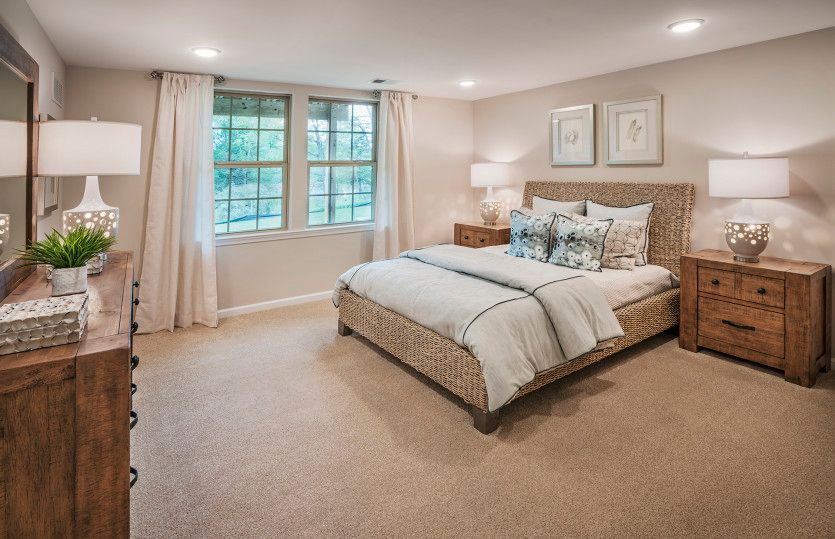 Bedroom featured in the Florence with Basement By Pulte Homes in Hunterdon County, NJ