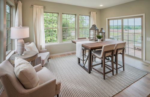 Dining-in-Florence with Basement-at-Hunterdon Creekside-in-Flemington