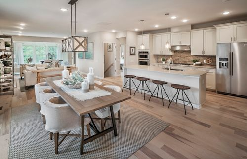Kitchen-in-Florence with Loft-at-Hunterdon Creekside-in-Flemington