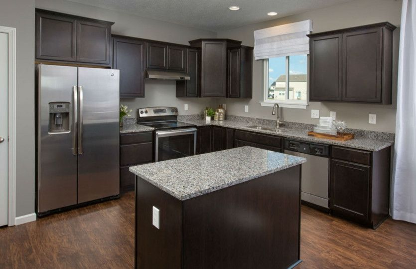 Kitchen-in-Newton-at-Northport - Expressions Collection-in-Lake Elmo