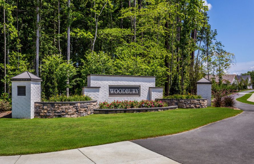 'Woodbury' by Pulte Homes - North Carolina - Raleigh in Raleigh-Durham-Chapel Hill