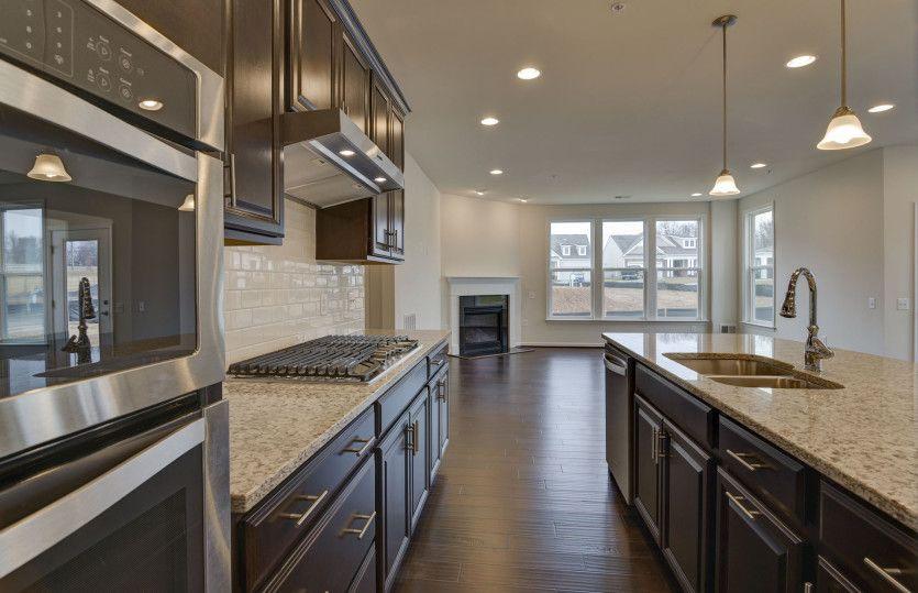 Kitchen-in-Bedrock-at-Grandview Estates-in-Canton