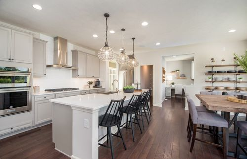 Kitchen-in-Maple Valley-at-Clark Meadows at Anson-in-Whitestown