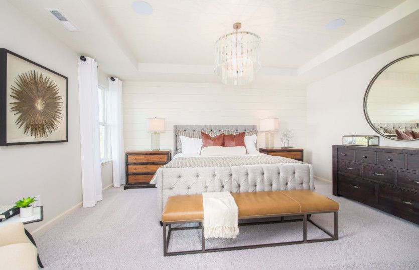 Bedroom featured in the Maple Valley with Basement By Pulte Homes in Indianapolis, IN