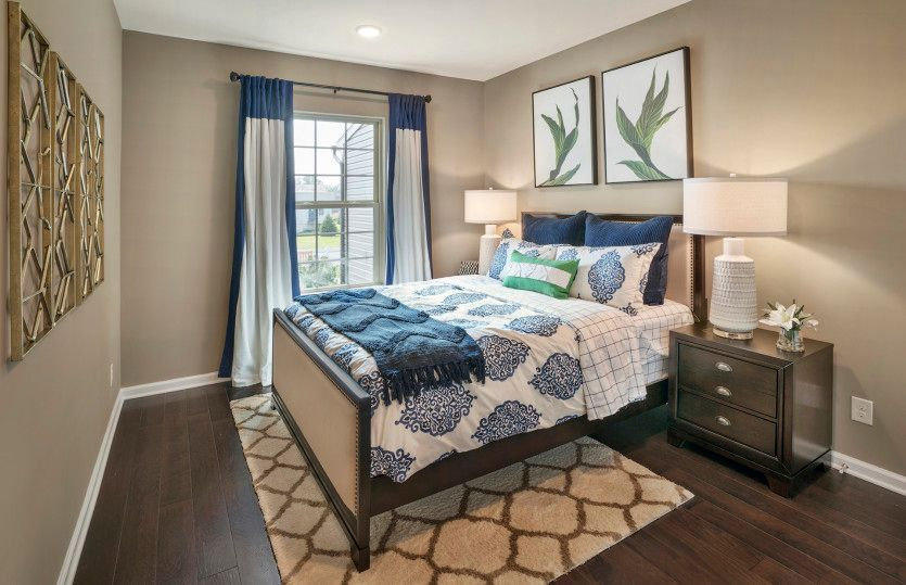 Bedroom featured in the Willowcroft with Basement By Pulte Homes in Hunterdon County, NJ