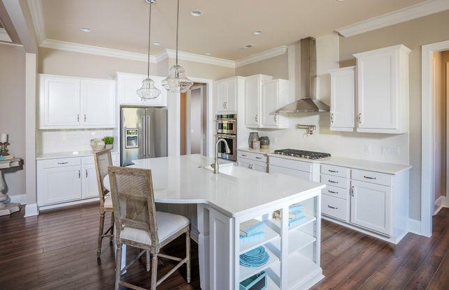 Beautiful Open Kitchens