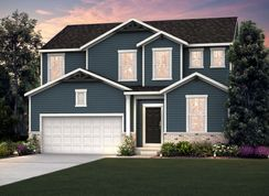 Dalton - Northport - Expressions Collection: Lake Elmo, Minnesota - Pulte Homes