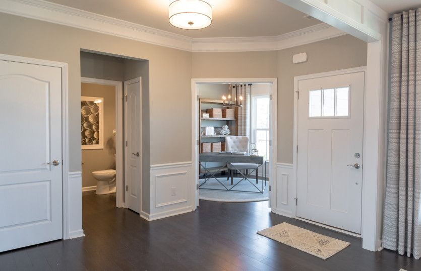 Living Area featured in the Riverview By Pulte Homes in Nashville, TN
