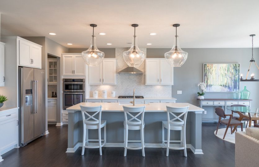 Kitchen featured in the Riverview By Pulte Homes in Nashville, TN