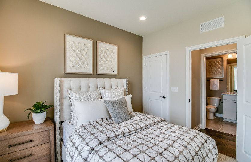 Bedroom featured in the York By Pulte Homes in Ann Arbor, MI