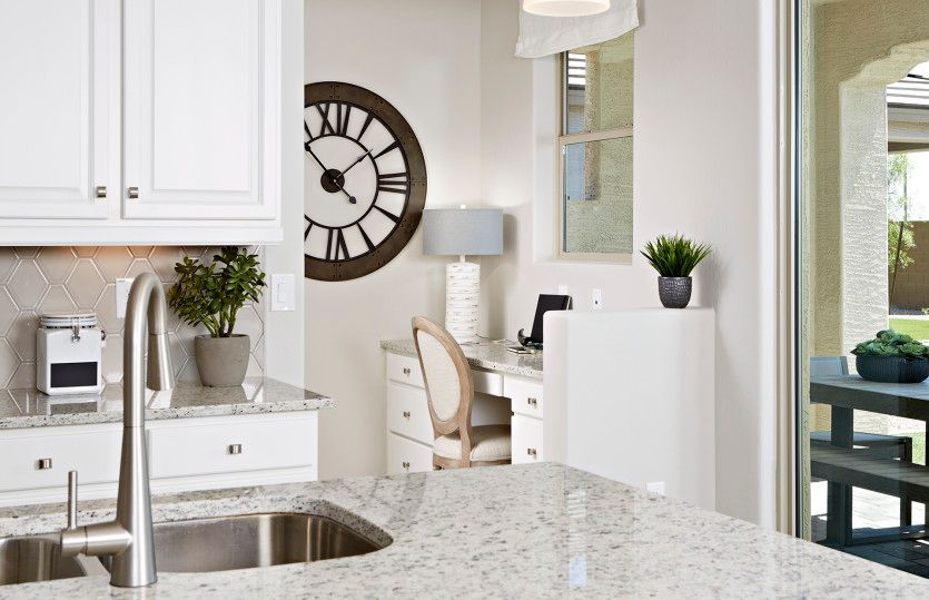 Kitchen featured in the Fifth Avenue By Pulte Homes in Phoenix-Mesa, AZ