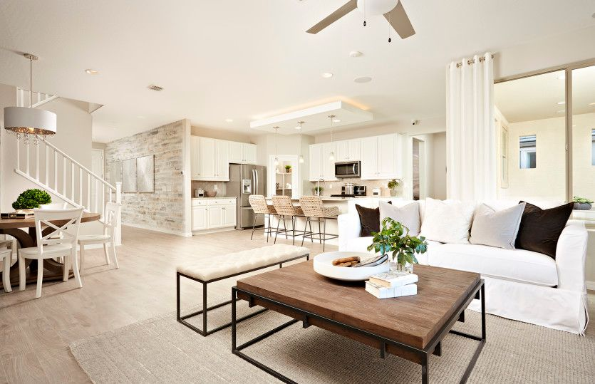 Living Area featured in the Fifth Avenue By Pulte Homes in Phoenix-Mesa, AZ