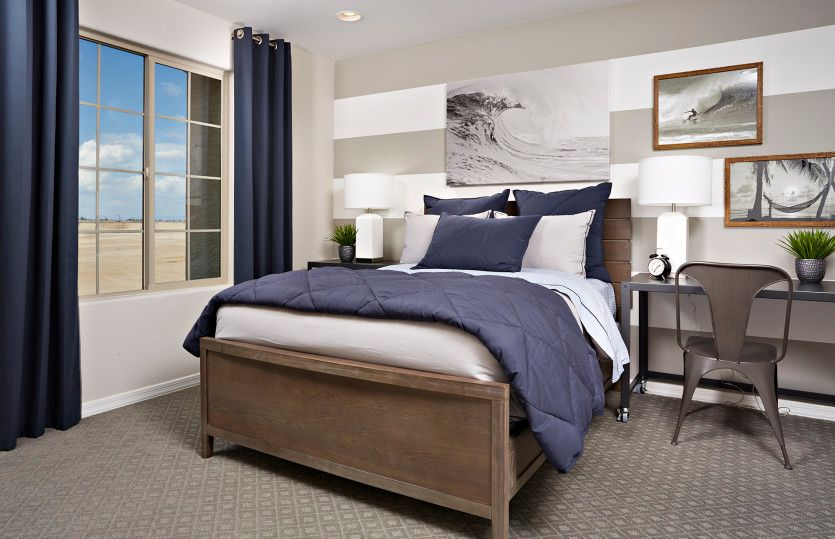 Bedroom featured in the Fifth Avenue By Pulte Homes in Phoenix-Mesa, AZ