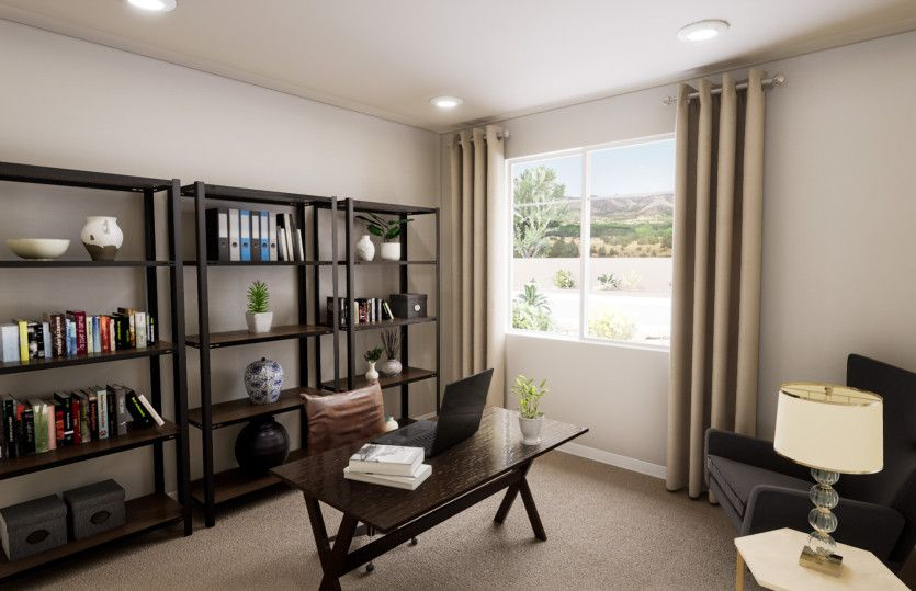 Living Area featured in the Trento By Pulte Homes in Phoenix-Mesa, AZ