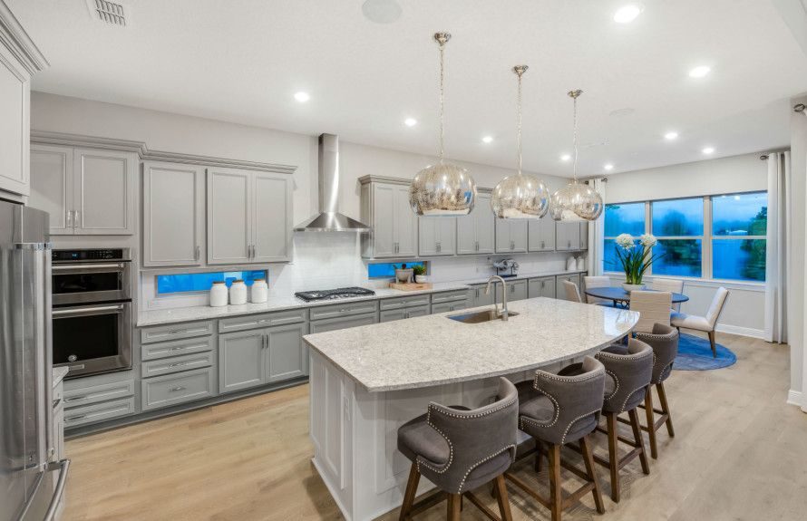 Phillips Grove In Orlando Fl New Homes Amp Floor Plans By