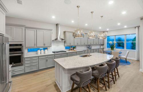 Kitchen-in-Heatherton-at-Phillips Grove-in-Orlando