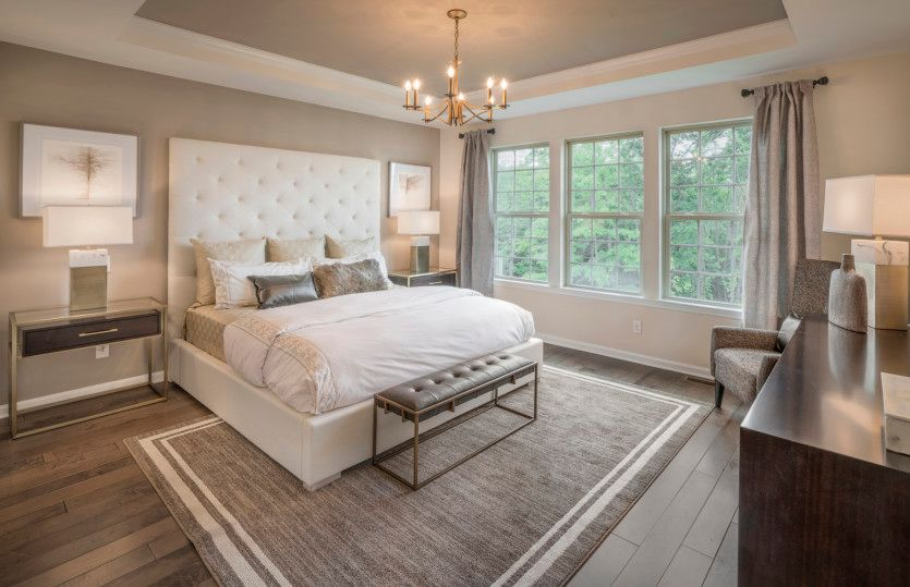 Bedroom featured in the Turin with Basement By Pulte Homes in Hunterdon County, NJ