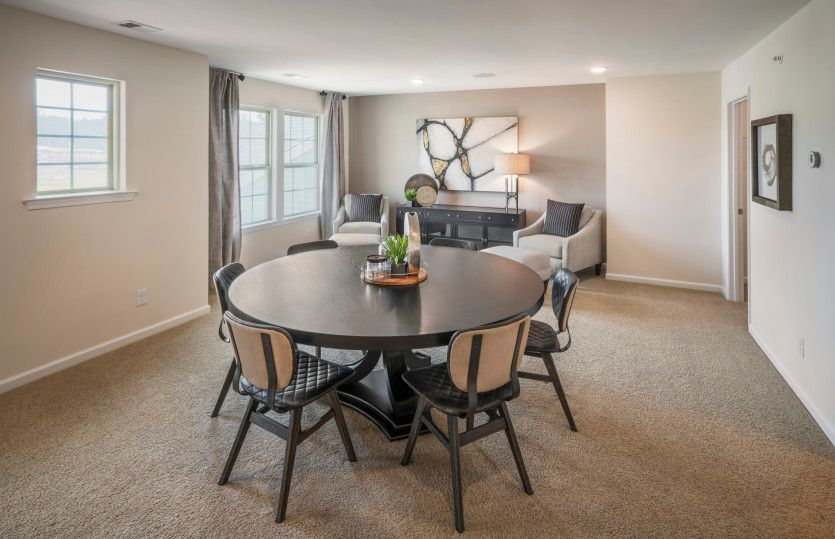 Kitchen featured in the Turin with Basement By Pulte Homes in Hunterdon County, NJ