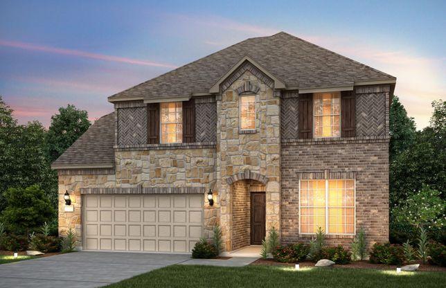 2166 KISKADEE DR (Lexington), New Braunfels, Texas 78132