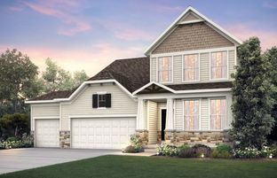 Linwood - Bailey Woods - Expressions Collection: Cottage Grove, Minnesota - Pulte Homes