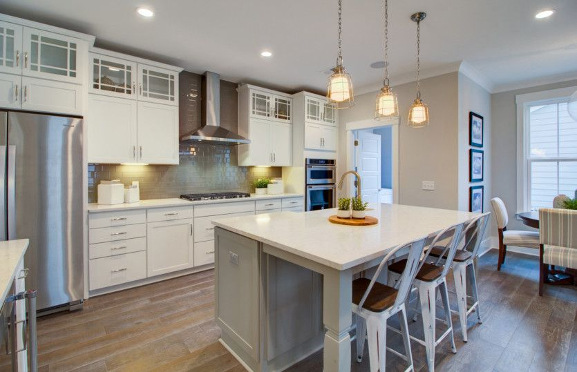 Kitchen featured in the Poplar By Pulte Homes in Charleston, SC