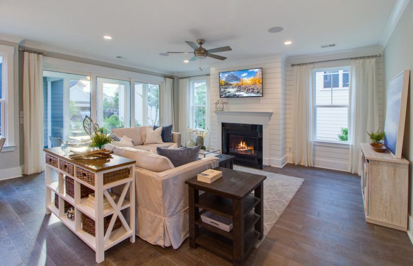 Living Area featured in the Poplar By Pulte Homes in Charleston, SC