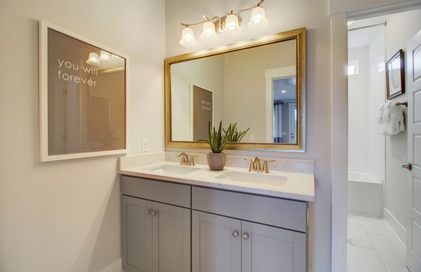 Bathroom featured in the Poplar By Pulte Homes in Charleston, SC