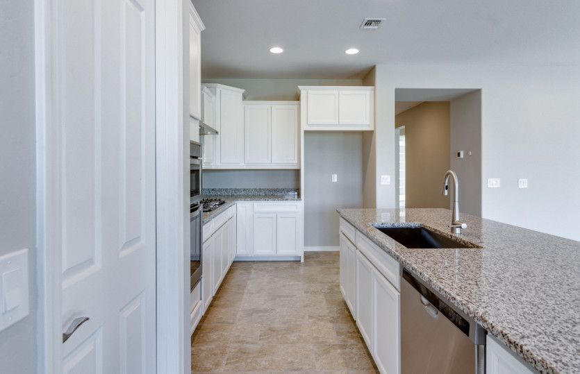 Kitchen featured in the Acerra By Pulte Homes in Tucson, AZ