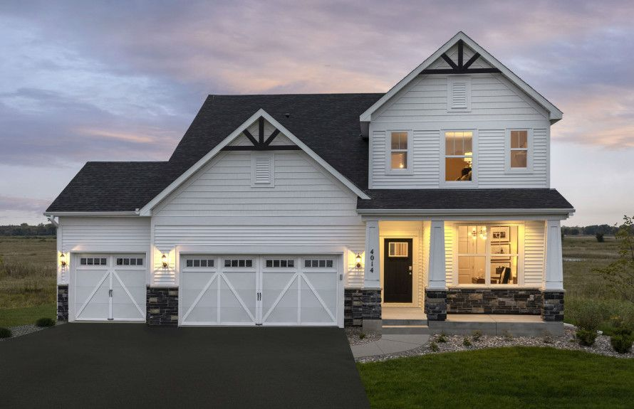 'Trillium Cove - Expressions Collection' by Pulte Homes - Minnesota - The Twin Cities in Minneapolis-St. Paul