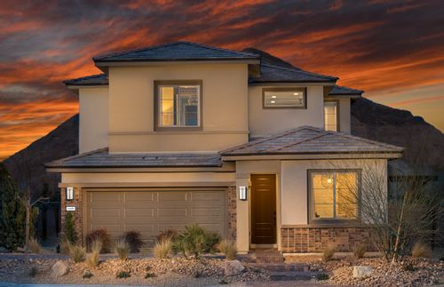 Reverence Collection I By Pulte Homes In Las Vegas Nevada