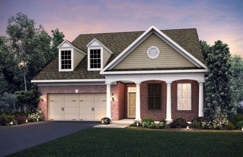 New Construction Homes & Plans in Franklin County, OH | 1,868 Homes