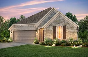 Dayton - 3- Car Garage - The Overlook at Cielo Ranch: Boerne, Texas - Pulte Homes