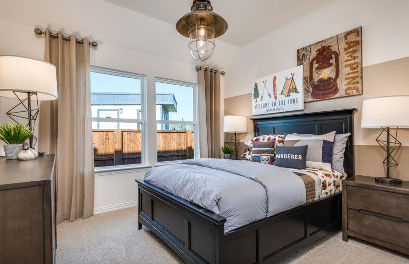 Bedroom featured in the McKinney - 3-Car Garage By Pulte Homes in San Antonio, TX