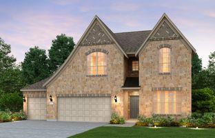 Lexington - 3-Car Garage - The Overlook at Cielo Ranch: Boerne, Texas - Pulte Homes