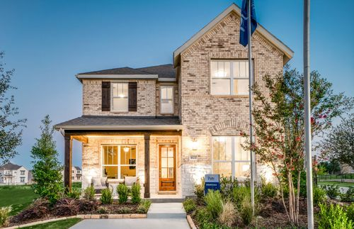 4 Pulte Homes Communities In Forney, TX