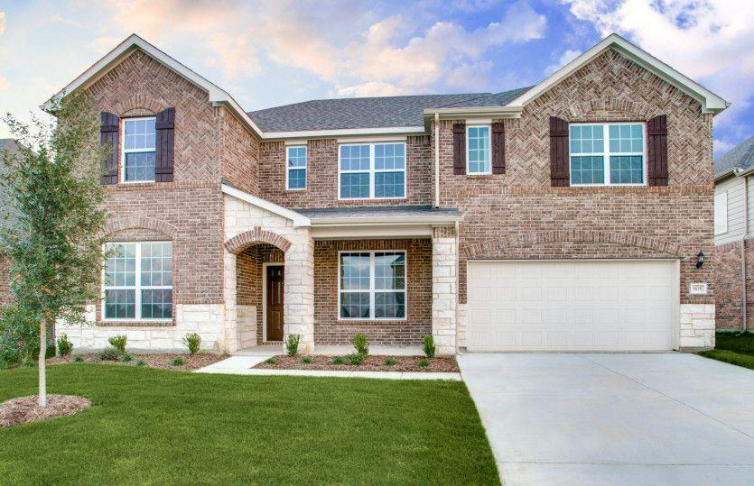 Mansfield Plan, Wylie, Texas 75098
