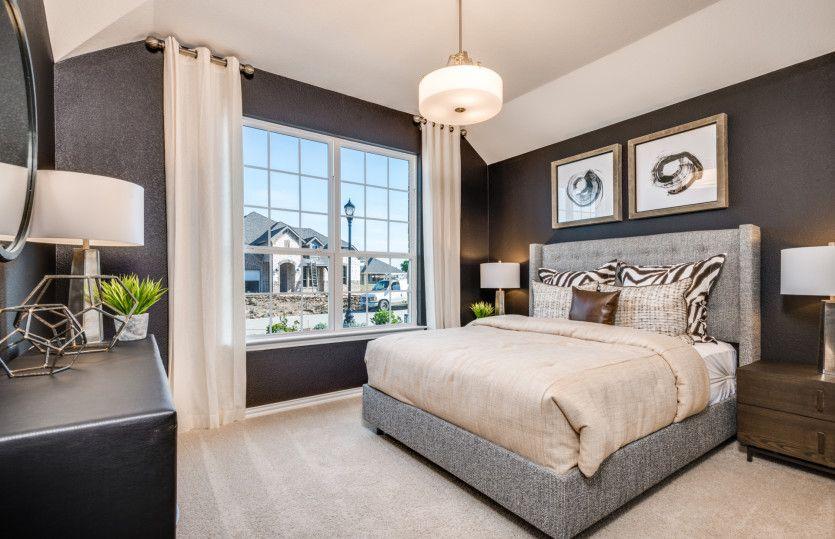 Bedroom-in-McKinney-at-The Crossvine-in-Schertz