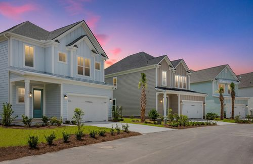 The Walk at Bluffton Square by Pulte Homes in Hilton Head South Carolina