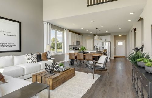Greatroom-and-Dining-in-Linwood-at-Sanctuary Preserve-Expressions Collection-in-Blaine