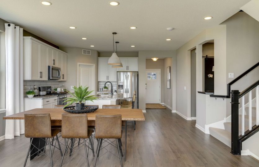 Kitchen featured in the Linwood By Pulte Homes in Minneapolis-St. Paul, MN