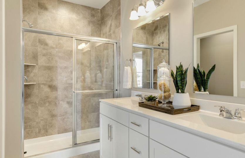 Bathroom featured in the Linwood By Pulte Homes in Minneapolis-St. Paul, MN