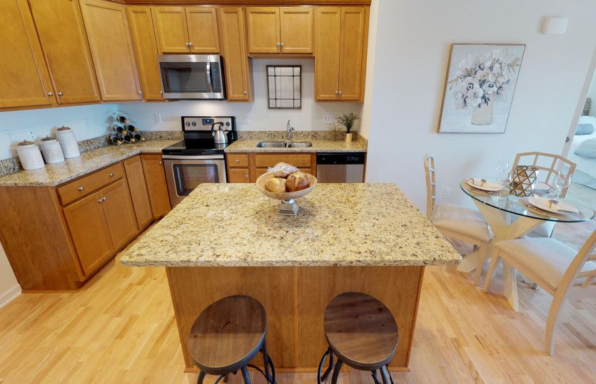 Kitchen-in-Fairdale-at-Martins Landing-in-North Reading