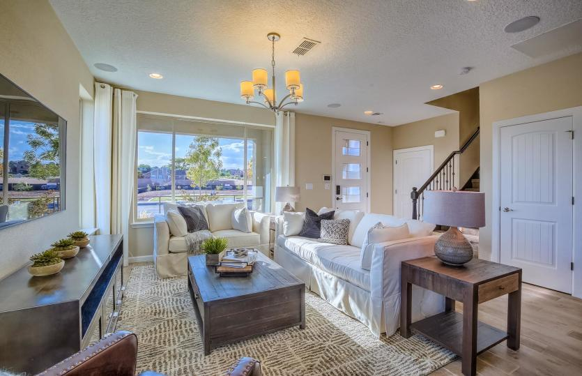 Living Area featured in the Senita By Pulte Homes in Albuquerque, NM