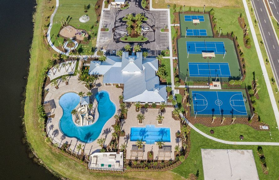 'Waterset' by Pulte Homes - Florida - Tampa in Tampa-St. Petersburg
