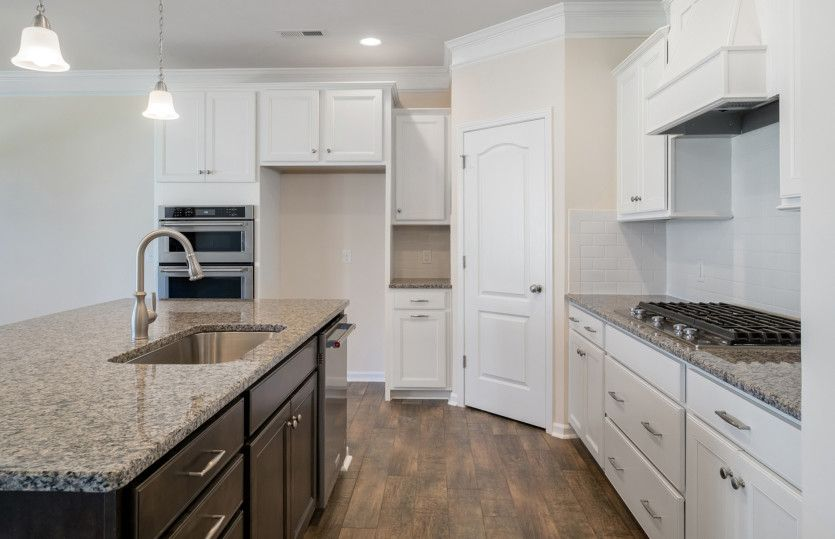 Kitchen featured in the Amberwood By Pulte Homes in Raleigh-Durham-Chapel Hill, NC