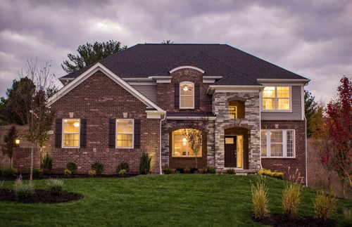 Chestnut Woods By Pulte Homes In Cleveland Ohio