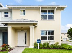 Magnolia End - Parkview at Hillcrest: Hollywood, Florida - Pulte Homes