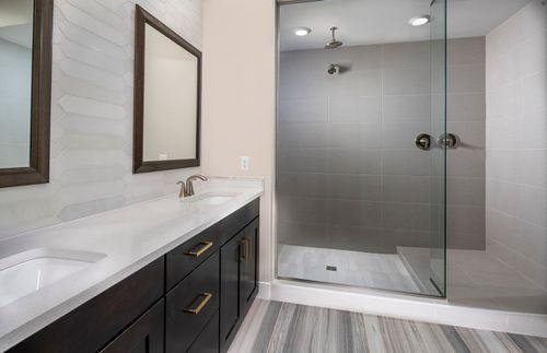 Bathroom-in-La Vista-at-Eagle Ridge at Skye Canyon-in-Las Vegas